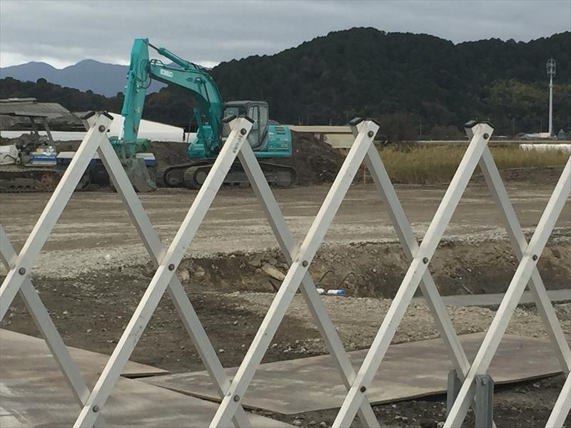 畜産 乾燥棟建築工事